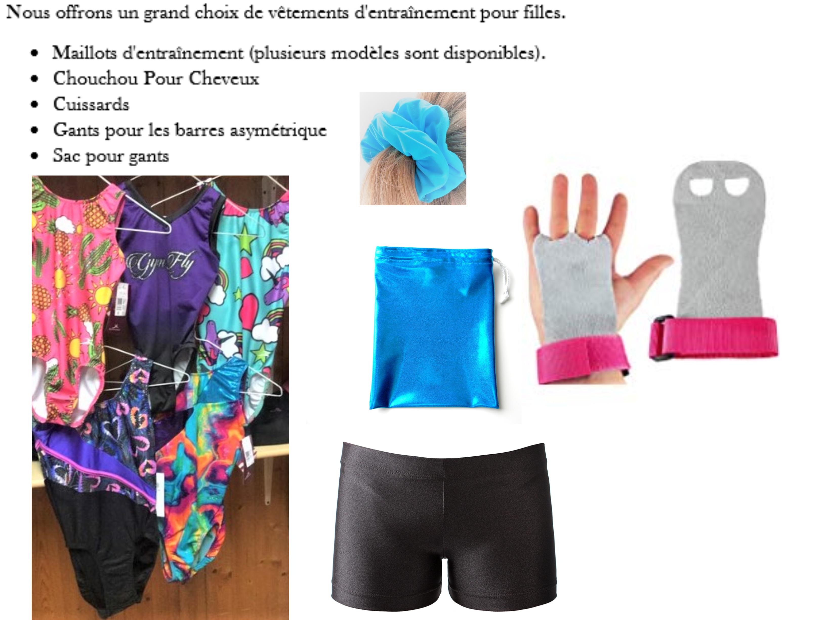 accessoires gym